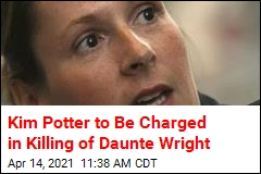 Kim Potter to Be Charged in Killing of Daunte Wright