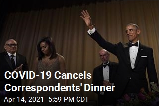 COVID-19 Cancels Correspondents' Dinner