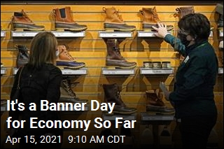 It's a Banner Day for Economy So Far