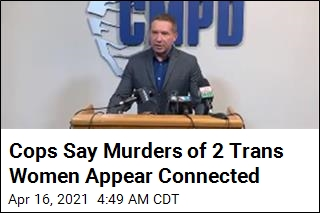 NC Cops Say Killer May Be Targeting Trans Women