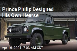 Prince Philip Designed His Own Hearse