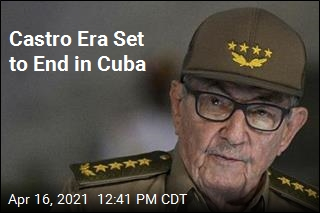 Castro Era Set to End in Cuba