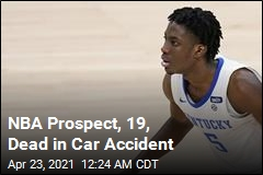 NBA Prospect, 19, Dead in Car Accident