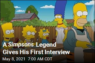 A Simpsons Legend Gives His First Interview