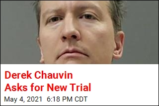 Derek Chauvin Asks for New Trial