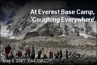 At Everest Base Camp, Fears of an Outbreak