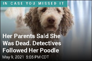 'Dead' Fraud Suspect Exposed by Her Poodle