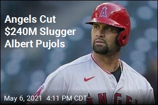 Angels Cut Pujols, Future Hall of Famer