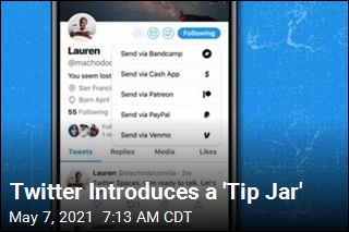 Now You Can 'Show Your Love, Leave a Tip' on Twitter