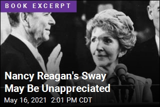 No First Lady Had More Influence Than Nancy Reagan