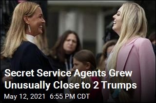 Secret Service Questioned Relationships With Trumps
