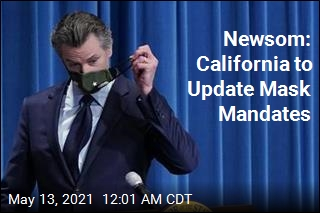Newsom: California Will Update Mask Mandates