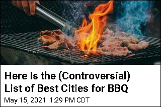 Best US Cities for Barbecue? Not Everyone Agrees