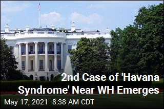 2nd Case of 'Havana Syndrome' Near WH Emerges