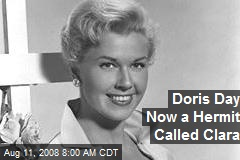 Doris Day Now a Hermit Called Clara