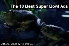 The 10 Best Super Bowl Ads