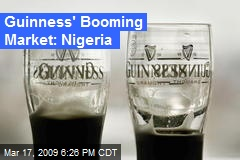 Guinness' Booming Market: Nigeria