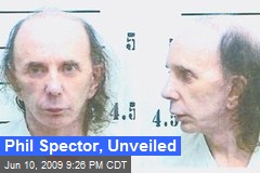 Phil Spector, Unveiled