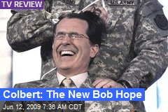 Colbert: The New Bob Hope