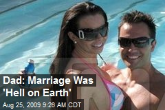 Dad: Marriage Was 'Hell on Earth'