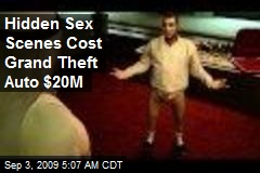 Hidden Sex Scenes Cost Grand Theft Auto $20M