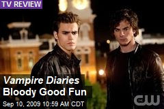 Vampire Diaries Bloody Good Fun