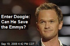 Enter Doogie: Can He Save the Emmys?
