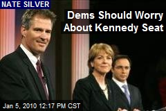 Dems Should Worry About Kennedy Seat