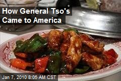 How General Tso's Came to America