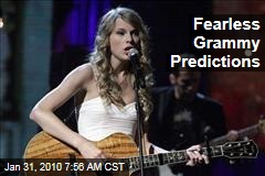 Fearless Grammy Predictions
