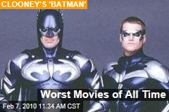 Worst Movies of All Time