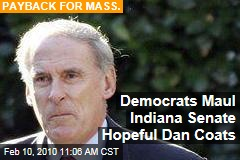 Democrats Maul Indiana Senate Hopeful Dan Coats