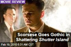 Scorsese Goes Gothic in Shattering Shutter Island