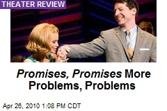 Promises, Promises More Problems, Problems