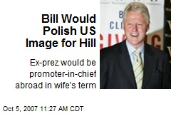 Bill Would Polish US Image for Hill
