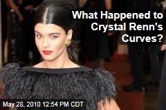 What Happened to Crystal Renn's Curves?