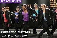 Why Glee Matters