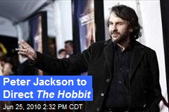 Peter Jackson to Direct The Hobbit