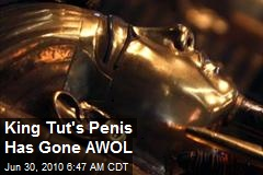 King Tut's Penis Goes AWOL