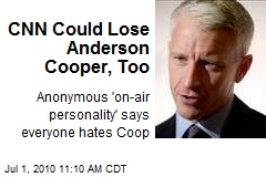 CNN Could Lose Anderson Cooper, Too