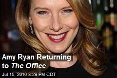 Amy Ryan Returning to The Office