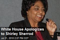 White House Apologizes to Shirley Sherrod