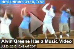 Alvin Greene Has a Music Video