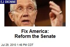 Fix America: Reform the Senate