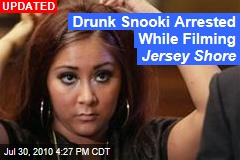 NJ Cops Arrest Snooki for Disorderly Conduct
