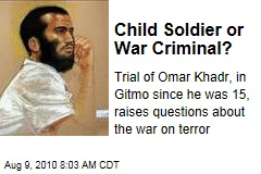 Child Soldier or War Criminal?