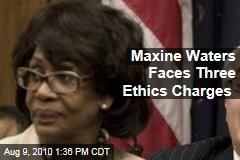 Maxine Waters Faces Three Ethics Charges